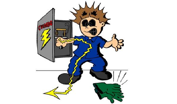 Confira aqui os riscos do choque elétrico e seus efeitos no corpo humano