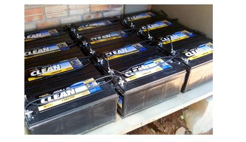 Aprenda em detalhes como fazer a instala o de um kit de for Baterias de placas solares