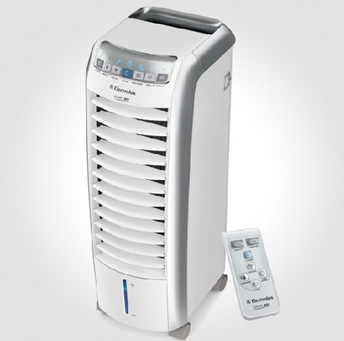 Aplicações do Climatizador de Ar