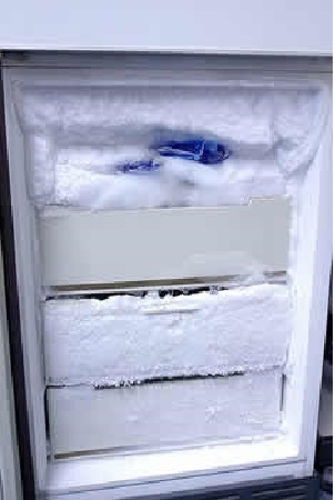Descongelar geladeiras e freezers