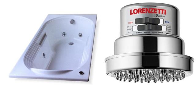banhos de chuveiro elétrico ajuda a economizar energia elétrica