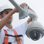 Como instalar sistema de monitoramento de câmera