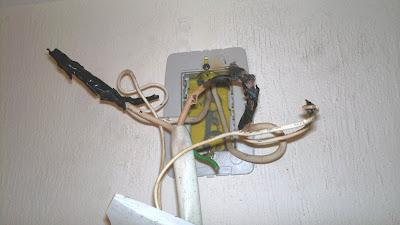 Técnicas para Emendas em Instalações Elétricas