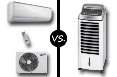 Climatizar (climatizador) o ar  x Ar condicionado portátil, quais as diferenças
