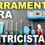 Eletrica residencial – ferramentas