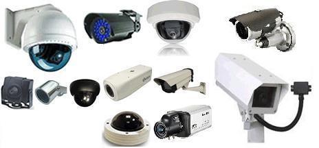 Conheça alguns tipos de cameras de circuito fechado de TV (CFTV)