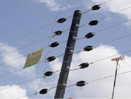 Instalação de Cerca elétrica convencional