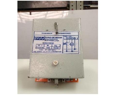Minuteria Eletromecânica: Acionamento dos pontos de luz