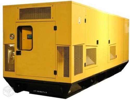 Exemplo de Gerador de Energia Potente – Robustez e Aplicação Industrial