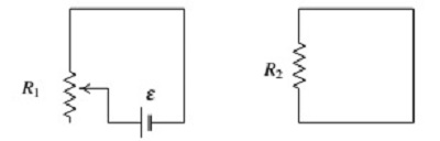 Indutância mútua gerada entre circuitos.
