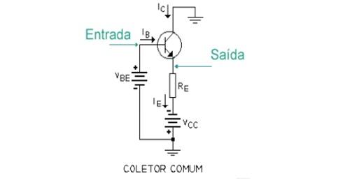 transistor de coletor comum