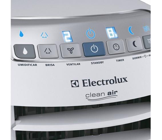 Climatizador de Ar Electrolux Clean Air