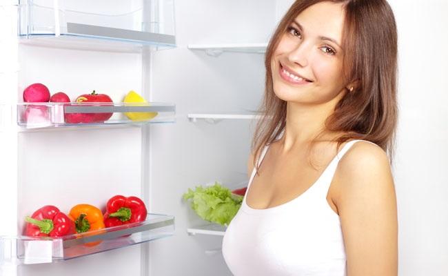 Economia de energia ao utilizar geladeira