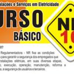 Curso de NR 10 – Segurança em Instalações e Serviços de Eletricidade