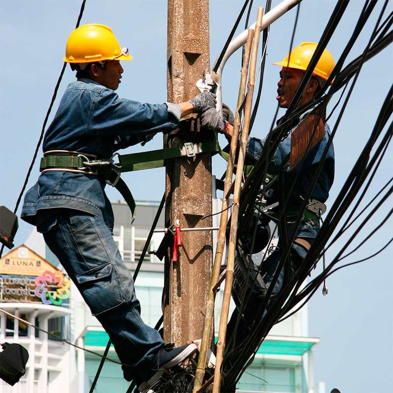 Ferramentas contra alta voltagem para eletricista - dicas