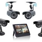 Câmeras de segurança sem fio – Dicas, Modelos e Preços