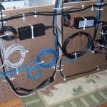 Organizador de fios de elétrica – dicas, passo a passo
